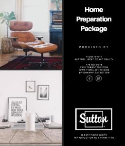 Home Prep Package